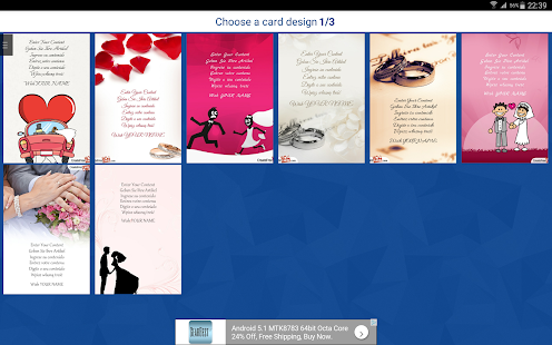 Make a Wedding cards Android Apps on Google Play