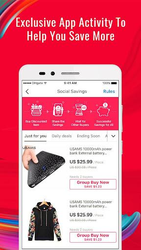 DHgate-Shop Wholesale Prices 4.5.2 screenshots 4