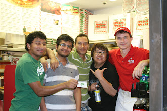 Photo: 2010---- some of my primo cooks, leaving me mid-August and going back to college.