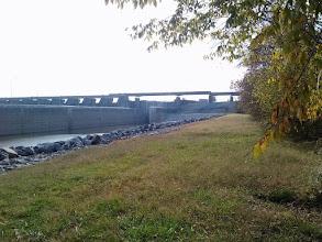 Photo: The Lock at Barkley Lake on the Cumberland River