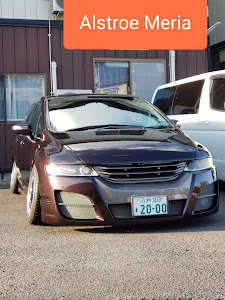 オデッセイ RB2 アブソルート 4WDのカスタム事例画像 まー⸜( ⌓̈ )⸝さんの2019年01月15日02:16の投稿