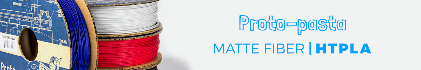 Proto-Pasta Matte Fiber Series