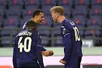 """Vlap scoorde zijn eerste en leverde deugdoende prestatie af: """"Ik wil bij Anderlecht blijven"""""""