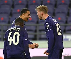 Anderlecht sur le podium, Charleroi au trente-sixième dessous