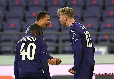 Eén wijziging bij Anderlecht, dat moet winnen tegen zwalpend Waasland-Beveren