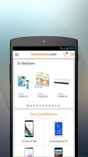 Hepsiburada - screenshot thumbnail