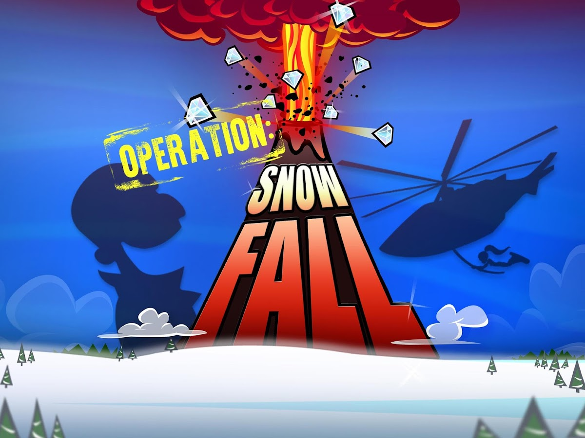 Operation: Snowfall- screenshot