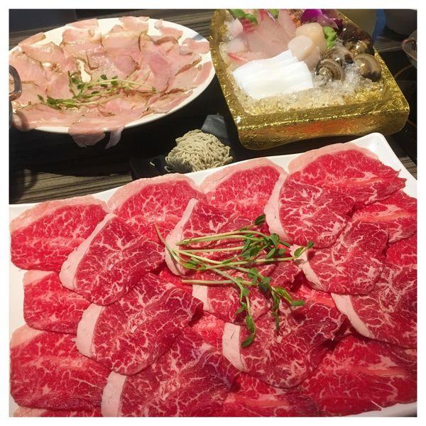 肉老大頂級肉品涮涮鍋-錦西店 台北火鍋-跟著PinPin&ViVi一起吃肉品中的老大