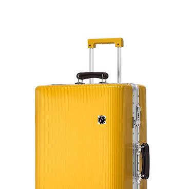 芥末黃條紋鋁框系列(29吋)