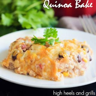 Santa Fe Quinoa Bake