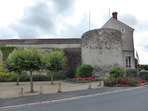 Photo: Tour Madeleine à Château-Landon