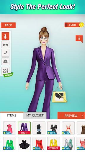 International Fashion Stylist: Model Design Studio filehippodl screenshot 12