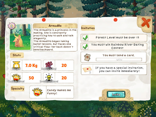 Animal Forest : Fuzzy Seasons (Start Pack Edition)  screenshots 13