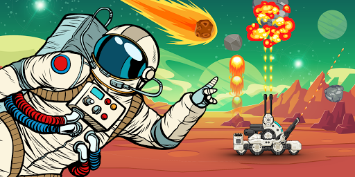 Rock Ball Blaster Shooter: Delta Rover 2.0.3 screenshots 1