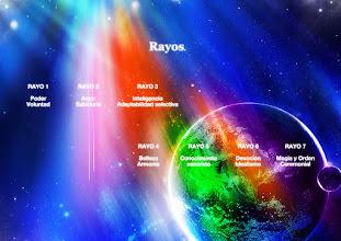 Photo: rayos