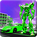 Flying Car Transformation Robot Wars Car Superhero 1.0.27