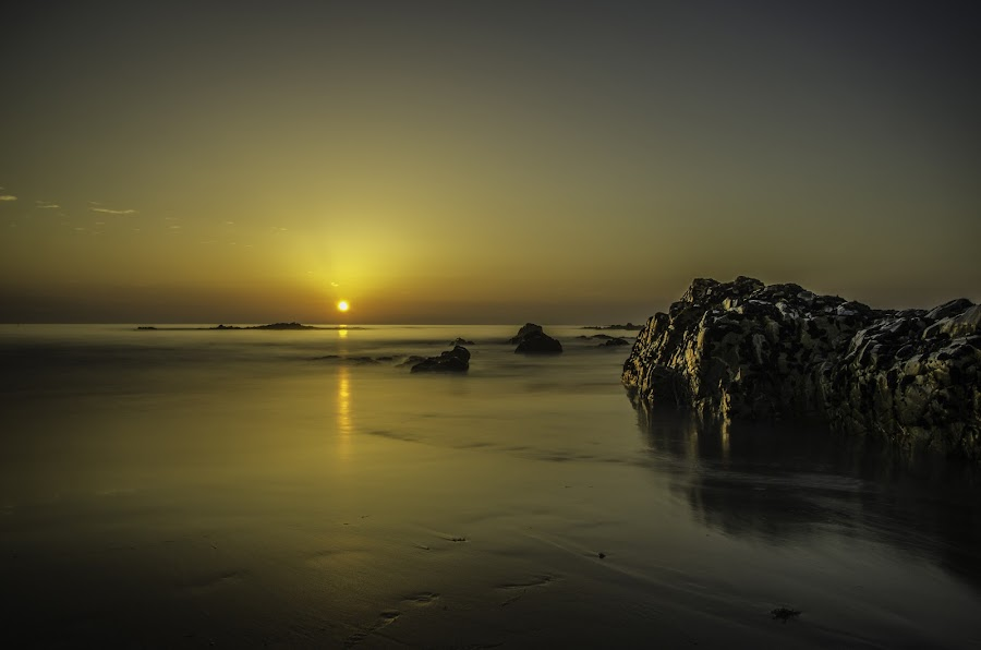Apúlia by Marco Moura - Landscapes Beaches ( aoúlia, apúlia, Water, landscape, beach )