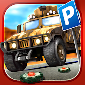 Driver Car Parking Game