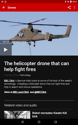 BBC News screenshot 15