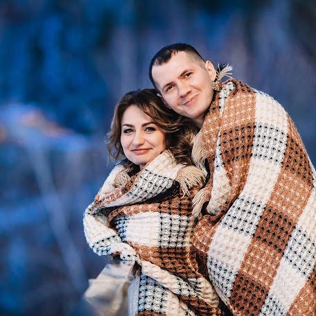 Свадебный фотограф Анна Рыжкова (ryzhkova). Фотография от 14.01.2018