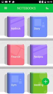 App Notebooks APK for Windows Phone