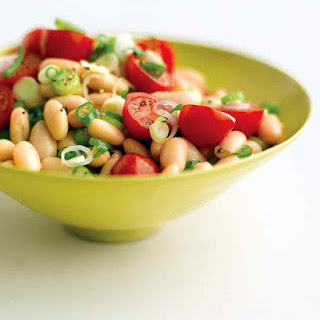 White-Bean and Tomato Salad Recipe