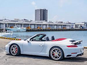911 991H2 carrera S cabrioletのカスタム事例画像 Paneraorさんの2020年08月22日14:30の投稿