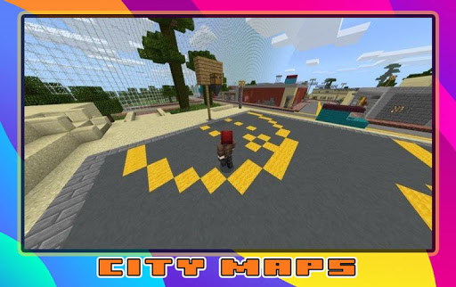 New City Maps for minecraft screenshot 3