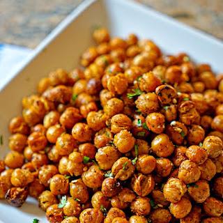 Turkish Roasted Chickpeas.