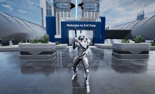 Robopoc: SciFi Third Person Shooter  screenshots 1
