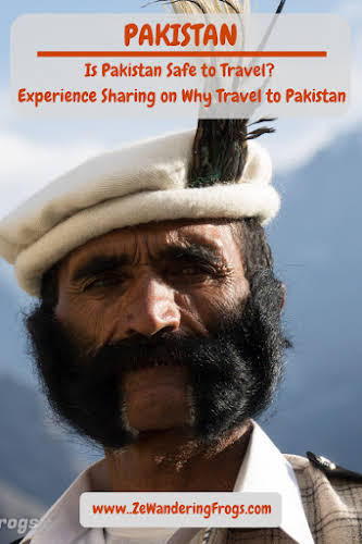 Is Pakistan Safe to Travel? Experience Sharing on Why Travel to Pakistan // Man in Hunza Valley