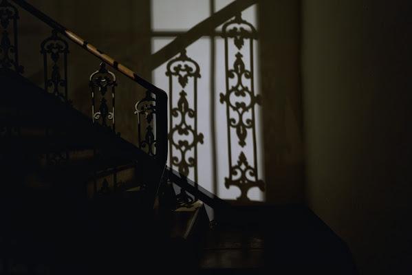 Le scale dell'800 di Lucabanchini