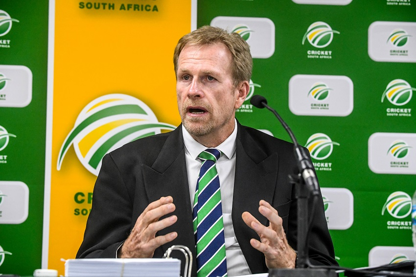 South African cricketers to consider going on strike