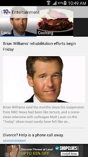 NBC 10 News App- screenshot thumbnail