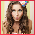 Birthday Wishes and cards icon