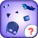 Guess The PJ Hero Mask Quiz icon