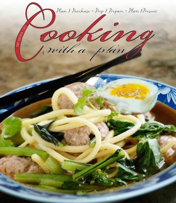 Chinese Noodles & Pork Dumplings Recipe