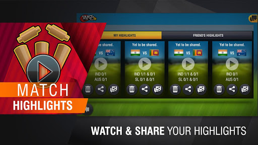 World Cricket Championship 2 2.5.6 screenshots 10