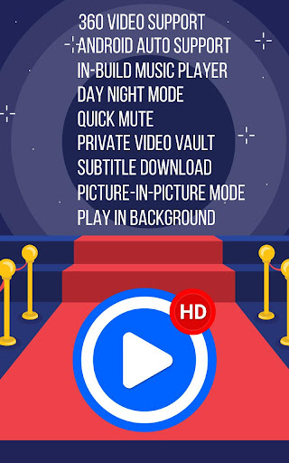 Video Player for Android: All Format & HD Support 2.2 screenshots 1