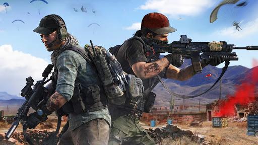 Critical Action :Gun Strike Ops - Shooting Game  screenshots 1
