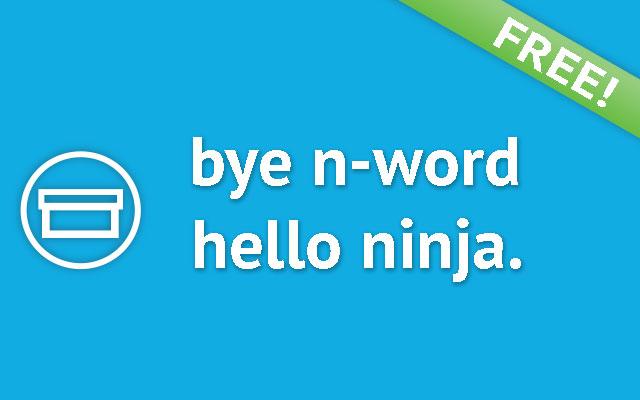 Le N Word