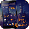 Halloween Night Theme 2019 New icon