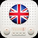 Radios England AM FM Free icon