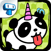 Panda Evolution - Cute Bear Making Clicker Game