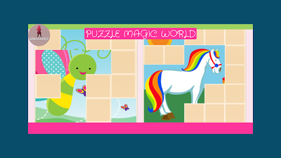 Magical Puzzles Screenshot