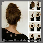 Korean Hairstyles Tutorial