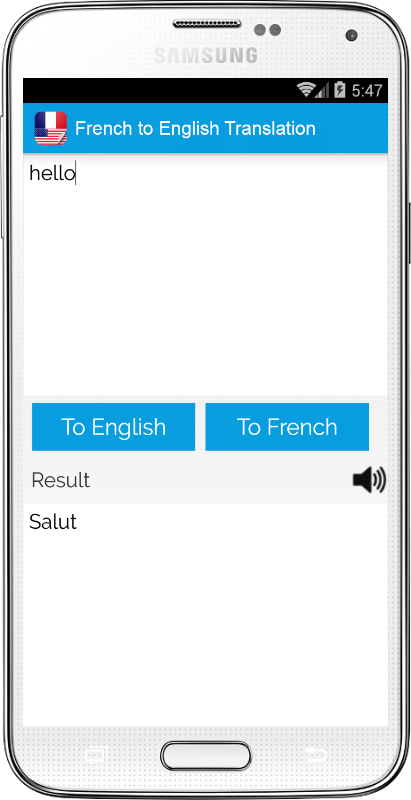 French to English Translation - Android Apps on Google Play