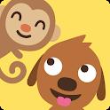 Sago Mini Zoo icon