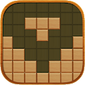 Wood Block Puzzle 2019 icon