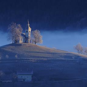 Sv.Tomaz by Branko Frelih - Landscapes Travel (  )